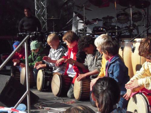 koncert Děti dětem (červen 2018)